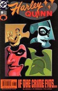 Harley Quinn #8 (2001)