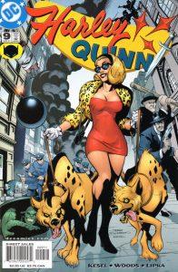 Harley Quinn #9 (2001)