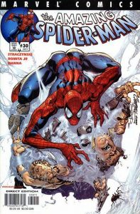 The Amazing Spider-Man #30 (471) (2001)