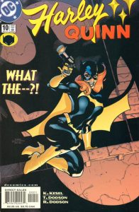 Harley Quinn #10 (2001)