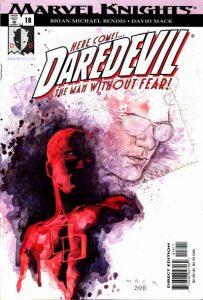 Daredevil #18 (2001)