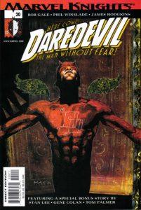 Daredevil #20 (2001)