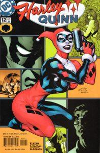 Harley Quinn #12 (2001)