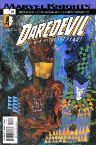 Daredevil #21 (2001)