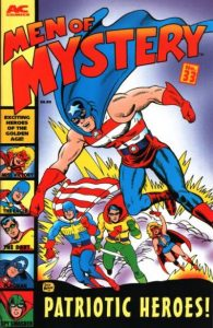 Men of Mystery Comics #33 (2001)