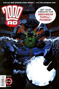 2000 AD #1263 (2001)