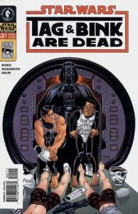 Star Wars: Tag & Bink Are Dead #1 (2001)