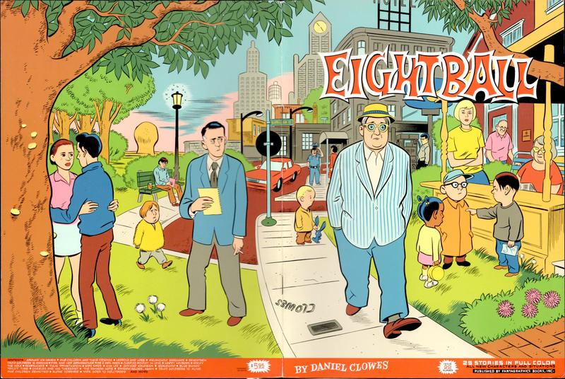 Eightball #22 (2001)