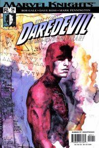 Daredevil #24 (404) (2001)
