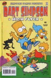 Simpsons Comics Presents Bart Simpson #6 (2001)