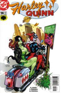 Harley Quinn #14 (2001)