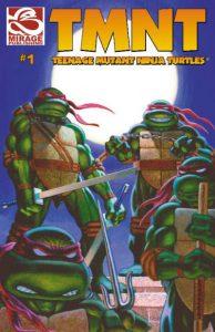 TMNT: Teenage Mutant Ninja Turtles #1 (2001)