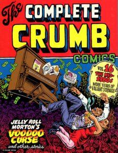 The Complete Crumb Comics #16 (2002)
