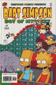 Simpsons Comics Presents Bart Simpson #7 (2002)