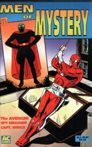 Men of Mystery Comics #35 (2002)