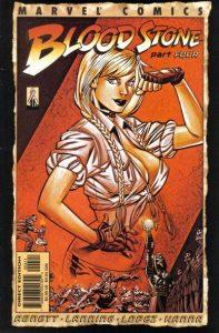 Bloodstone #4 (2002)