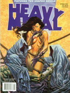 Heavy Metal Special Editions #1 (2002)