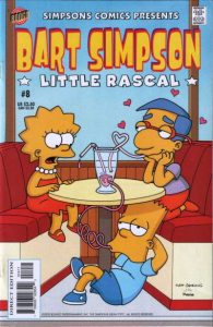 Simpsons Comics Presents Bart Simpson #8 (2002)