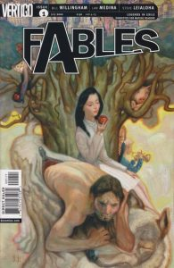 Fables #1 (2002)