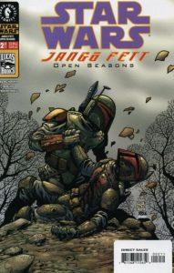 Star Wars: Jango Fett - Open Seasons #2 (2002)