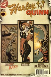 Harley Quinn #21 (2002)