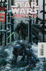 Star Wars: Jango Fett - Open Seasons #3 (2002)