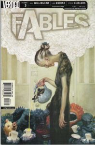 Fables #3 (2002)