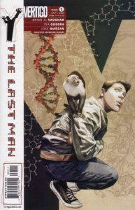 Y: The Last Man #1 (2002)