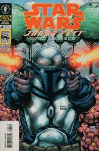 Star Wars: Jango Fett - Open Seasons #4 (2002)