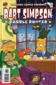 Simpsons Comics Presents Bart Simpson #9 (2002)