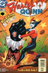 Harley Quinn #23 (2002)