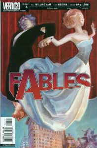 Fables #4 (2002)