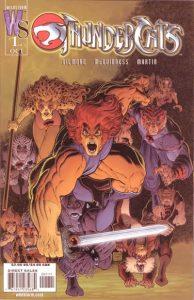 Thundercats #1 (2002)