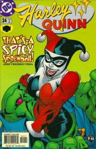 Harley Quinn #24 (2002)