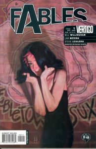 Fables #5 (2002)
