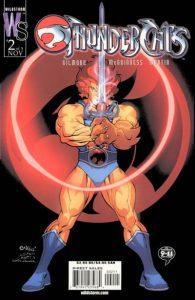 Thundercats #2 (2002)