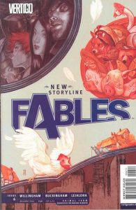 Fables #6 (2002)