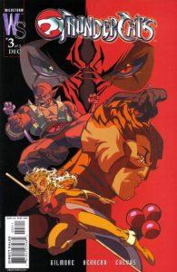 Thundercats #3 (2002)