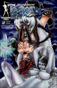 Tarot: Witch of the Black Rose #17 (2002)