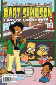 Simpsons Comics Presents Bart Simpson #10 (2002)
