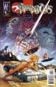 Thundercats #4 (2002)