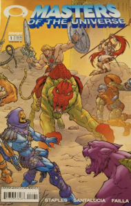 Masters of the Universe #1 (2002)