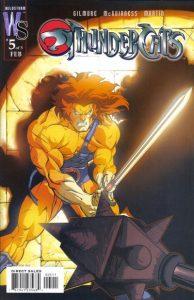 Thundercats #5 (2002)