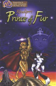 Rhudiprrt, Prince of Fur #10 (2003)