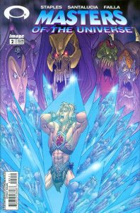 Masters of the Universe #2 (2003)