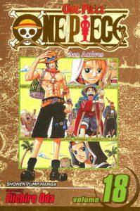 One Piece #18 (2003)