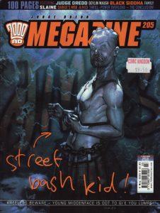 Judge Dredd Megazine #205 (2003)