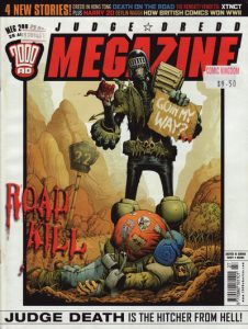 Judge Dredd Megazine #209 (2003)