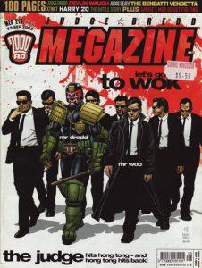 Judge Dredd Megazine #210 (2003)