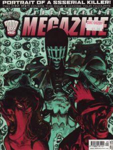 Judge Dredd Megazine #211 (2003)